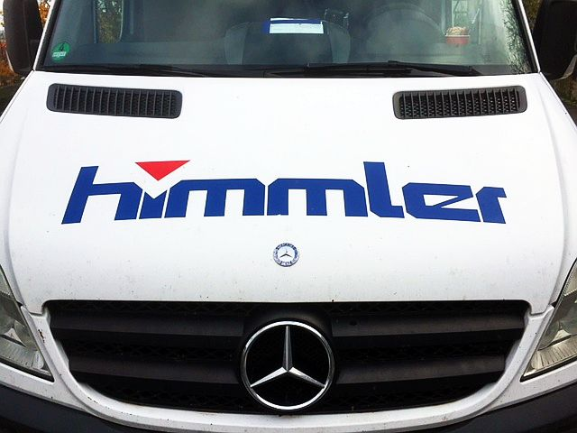 Fahrzeug Himmler Haustechnik
